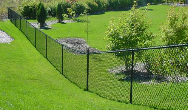 Chain Link Fence Installation In Elkhart Fencing Company